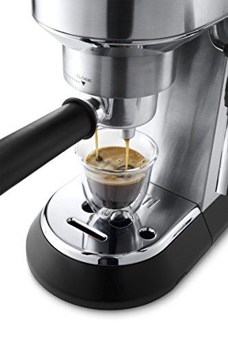 Die DeLonghi EC 680.M Dedica Espressomaschine
