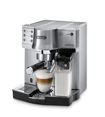 DeLonghi Espresso-Siebträgermaschine