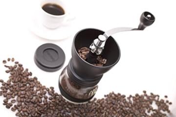 Hario Skerton - Handkaffeemühle mit Keramikmahlwerk -