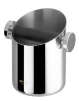 Motta 7750 Edelstahl Abschlagbehälter 11 cm -